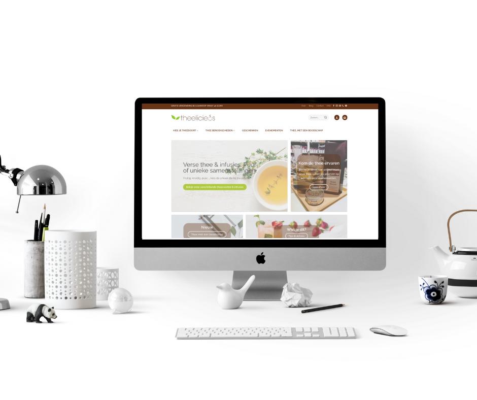 Theelicieus webshop
